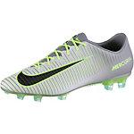 Nike MERCURIAL VELOCE III FG Fußballschuhe Herren grau/grün