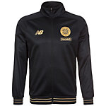 NEW BALANCE Celtic Glasgow Elite Trainingsjacke Herren schwarz / gold