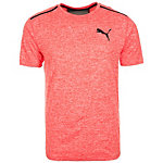 PUMA Bonded Tech Funktionsshirt Herren orange / schwarz