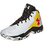 Under Armour Curry 2.5 Basketballschuhe Herren weiß / schwarz