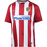 Nike Atletico Madrid 16/17 Heim Fußballtrikot Herren rot/weiß