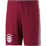 adidas FC Bayern München 16/17 CL Fußballshorts Kinder rot