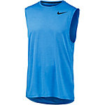 Nike Dri-Fit Training Funktionstank Herren blau