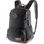 Jack Wolfskin Croxley 22L Daypack schwarz