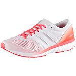 adidas Adizero Boston 6 Laufschuhe Herren weiß/rot