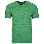 Nike Dri-FIT Cool Miler Laufshirt Herren grün