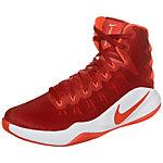 Nike Hyperdunk 2016 High Basketballschuhe Herren rot / pink / weiß