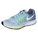 Nike Air Zoom Pegasus 33 Laufschuhe Damen hellblau / grün