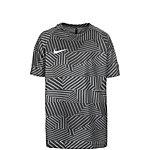 Nike Dry Squad GX Funktionsshirt Kinder grau / anthrazit