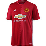 adidas Manchester United 16/17 Heim Fußballtrikot Herren rot
