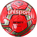 Uhlsport Ultra Lite Soft Fußball fluo grün/silber/schwarz