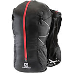 Salomon S-LAB Peak 20 Set Wanderrucksack schwarz