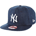 New Era Denim Basic 9 Fifty NYY Cap schwarz