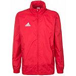 adidas Core 15 Regenjacke Herren rot / weiß