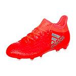 adidas X 16.1 Fußballschuhe Kinder rot / silber
