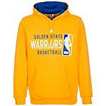 adidas GFX Golden State Warriors Hoodie Herren gelb / weiß / blau