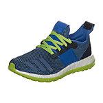 adidas Pure Boost ZG Laufschuhe Jungen blau / grün