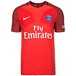 Nike Paris Saint-Germain 16/17 Auswärts Fußballtrikot Herren rot / weiß / blau