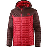 The North Face Thermoball Kunstfaserjacke Herren rot/weinrot