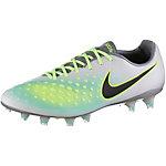 Nike MAGISTA OPUS II FG Fußballschuhe Herren grau/grün