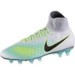 Nike MAGISTA ORDEN II FG Fußballschuhe Herren grau/grün