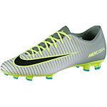 Nike MERCURIAL VICTORY VI FG Fußballschuhe Herren grau/grün