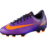 Nike JR MERCURIAL VAPOR XI FG Fußballschuhe Kinder lila/orange