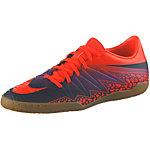 Nike HYPERVENOM PHELON II IC Fußballschuhe Herren orange/lila