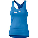 Nike Pro Dry Fit Funktionstop Damen blau