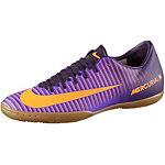 Nike MERCURIALX VICTORY VI IC Fußballschuhe Herren lila/orange