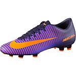 Nike MERCURIAL VICTORY VI FG Fußballschuhe Herren lila/orange