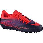 Nike JR HYPERVENOM PHELON IITF Fußballschuhe Kinder orange/lila