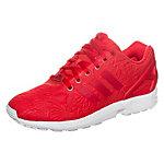 adidas ZX Flux Sneaker Damen rot / weiß