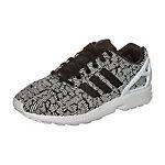 adidas ZX Flux Sneaker Damen schwarz / weiß