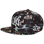 New Era 59FIFTY MLB Offshore New York Yankees Cap schwarz / bunt