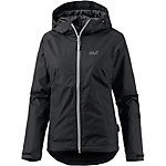 Jack Wolfskin Chilly Morning Funktionsjacke Damen schwarz