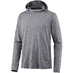 Nike Dri-Fit Element Laufhoodie Herren grau