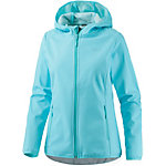 Jack Wolfskin Northern Point Softshelljacke Damen türkis