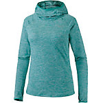 Nike Dri-Fit Element Laufhoodie Damen petrol