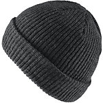 MasterDis Fisherman Beanie charcoal