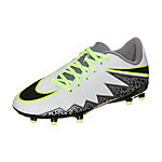 Nike Hypervenom Phelon II Fußballschuhe Kinder hellgrau / grün