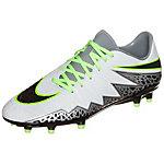 Nike Hypervenom Phelon II Fußballschuhe Herren hellgrau / grün