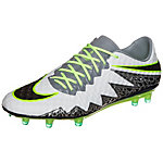 Nike Hypervenom Phinish Fußballschuhe Herren hellgrau / grün