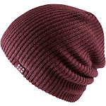Burton All Day Long Beanie weinrot