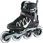 ROLLERBLADE Spark 90 W Fitness Skates Damen schwarz/weiß