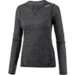 Odlo Revolution TW warm Unterhemd Damen schwarzmelange