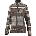 Jack Wolfskin Shackleton Flex Fleecejacke Damen beige