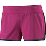 VENICE BEACH Garcelle Funktionsshorts Damen bordeaux