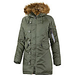 Alpha Industries N3B VF 59 Parka Damen oliv