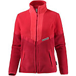 Jack Wolfskin Sunset Fleecejacke Damen rot